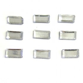 RS Rectangle 3x7mm Crystal