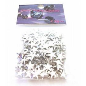 Star 5x5mm Silver